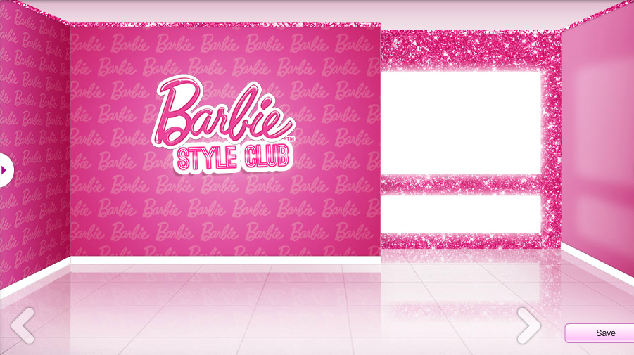 Stardoll Free UK Barbie 2014 Gift Interior
