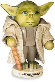 Cascanueces Yoda