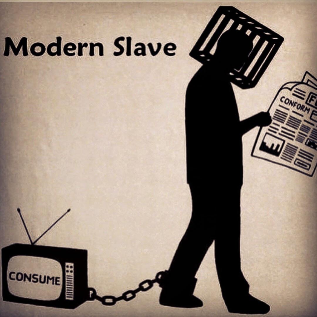 Modern Slave (Consumerism)