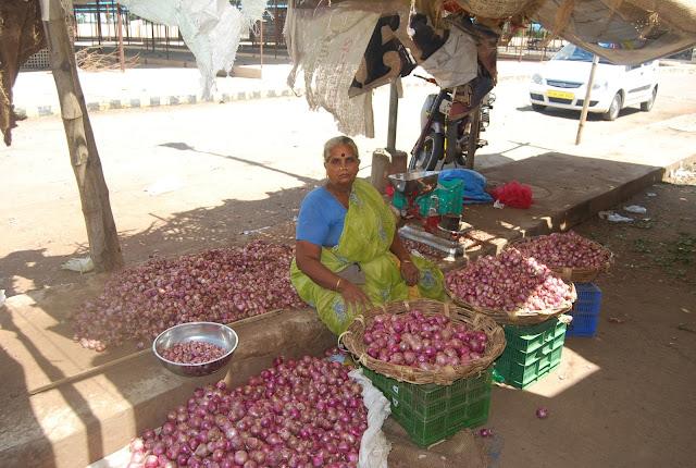 market in madurai