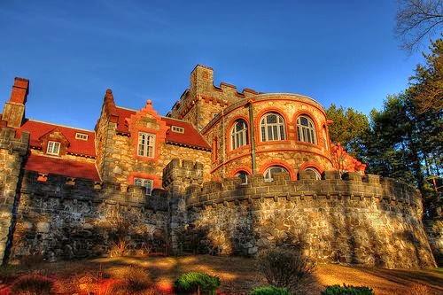 Usa s top 10 castles for a fairytale wedding