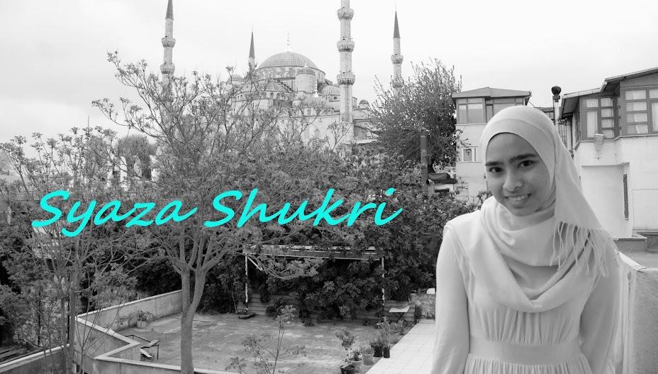 Syaza Shukri