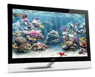 Harga Monitor LED Acer touchscreen