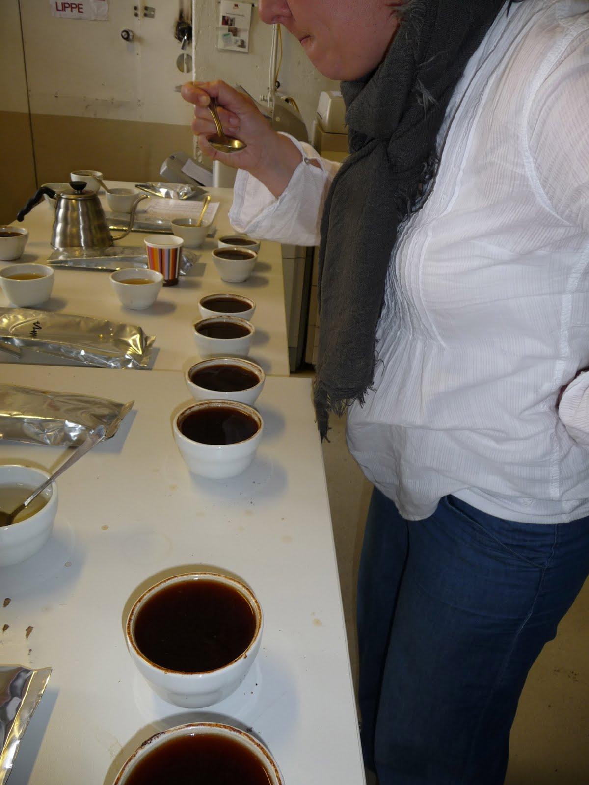 slanke blogg bivirkninger av grønne kaffebønner