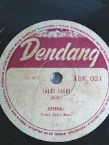 Piringan Hitam Jalei-Jalei-Effendi