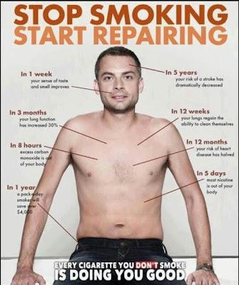 smoking fitness