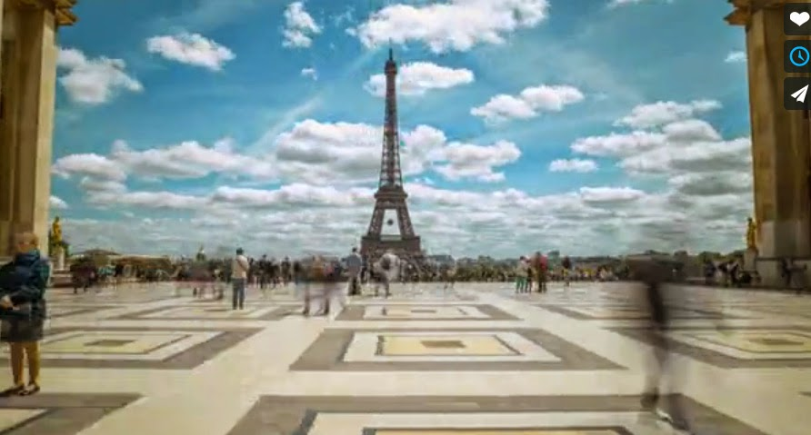 If You Have Never Wanted to Visit Paris, You Will After Watching This