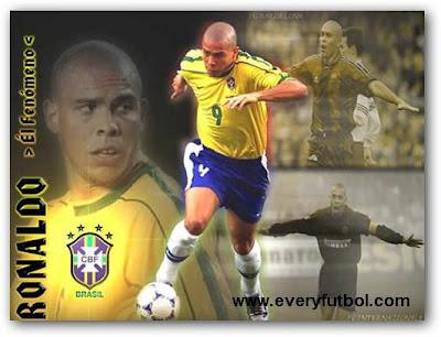 Los Records De Ronaldo «El Fenómeno» De Los Mundiales