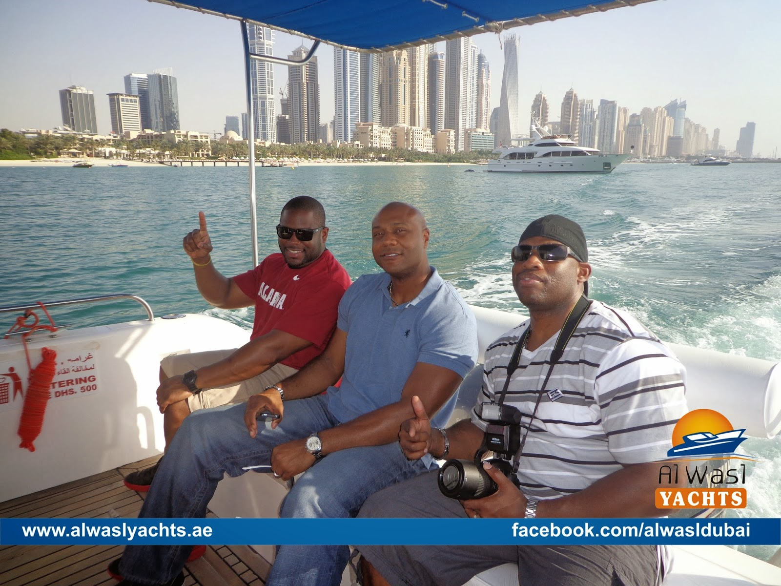 Hire a Yacht in Dubai