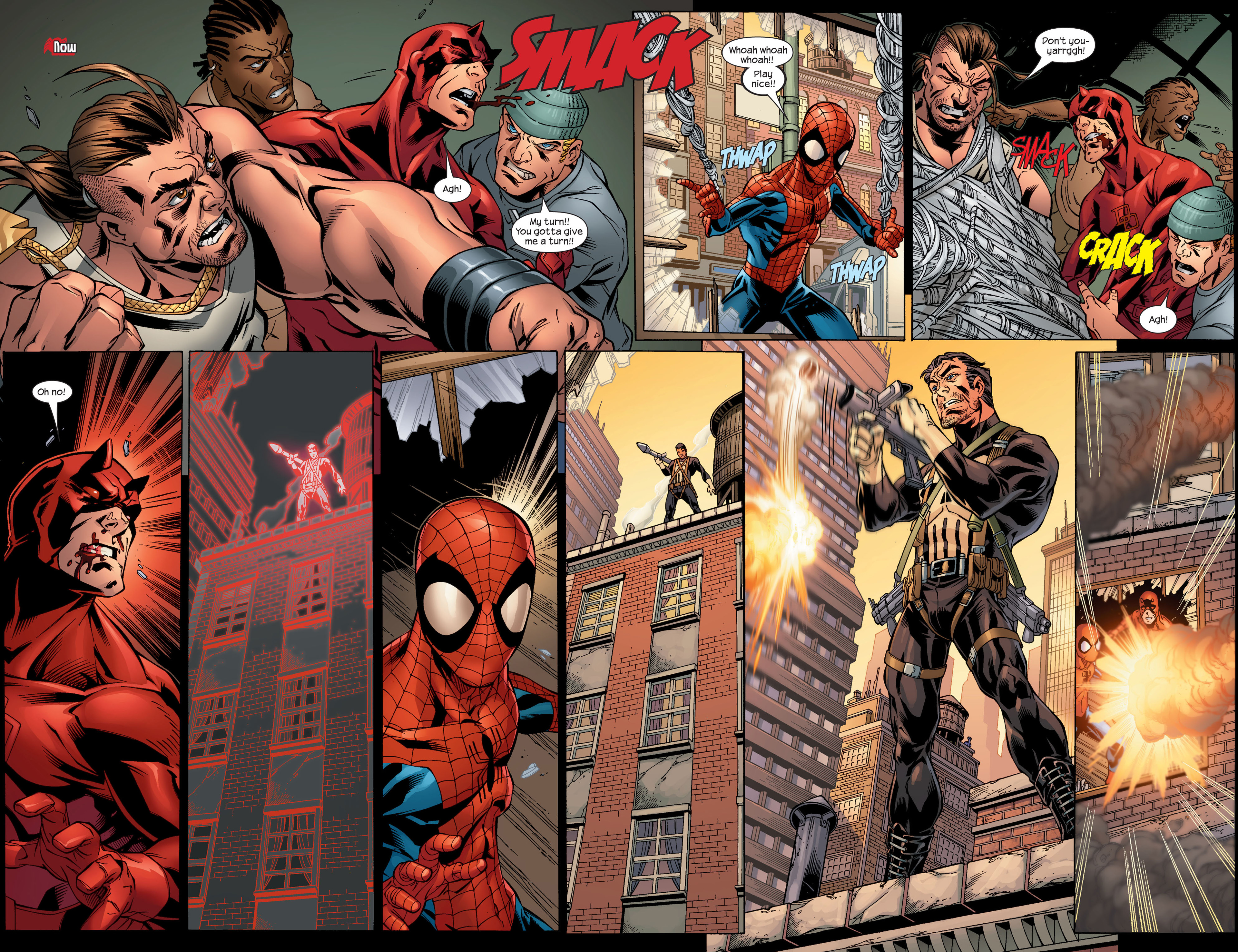 Ultimate Spider-Man (2000) _Annual 2 #2 - English 16