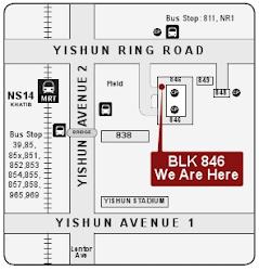 Yishun, Blk 846