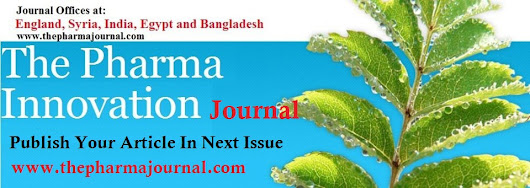 The Pharma Innovation Journal (Pharmaceutical Journal)