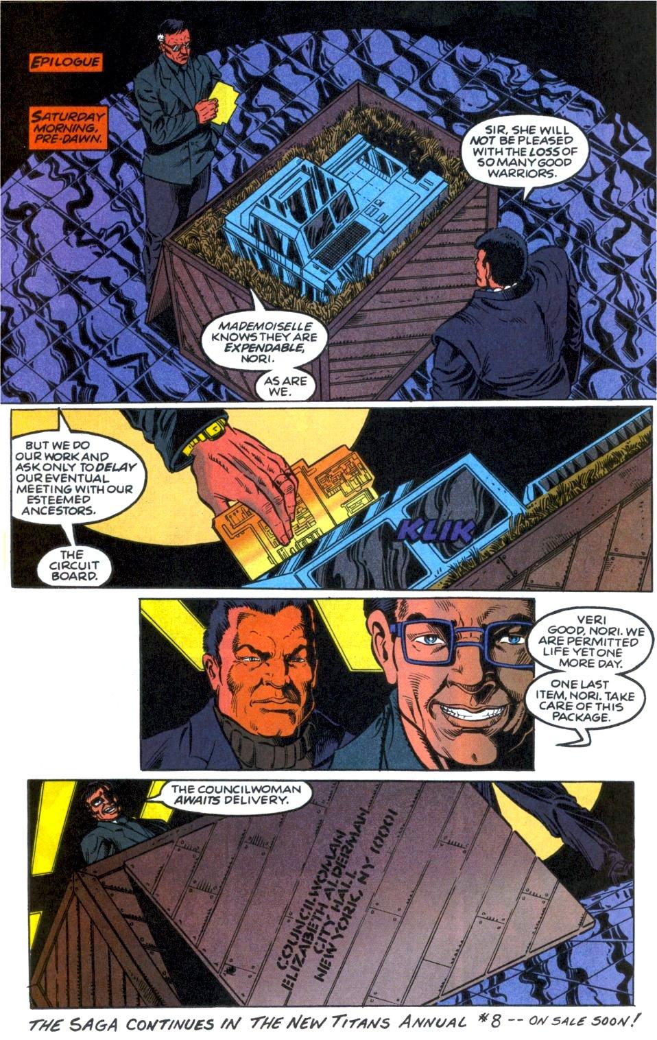 Deathstroke (1991) Annual 1 #1 - English 57