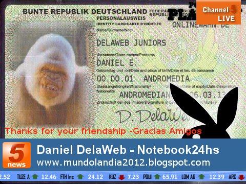 """"""""""""""" MUNDOLANDIA 2012"""""""""""" NUEVO BLOG - CLIK en IMAGEN"""