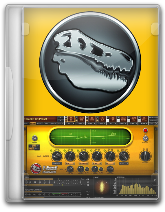 IK Multimedia T-Racks 3.0 Deluxe