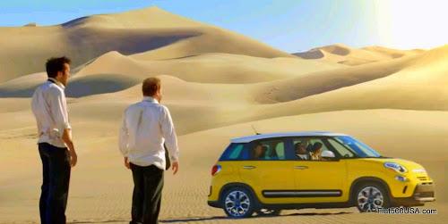 Fiat 500L Mirage Commercial