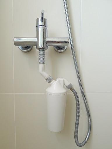Marvelous Shower Filter Bathroom Appliances