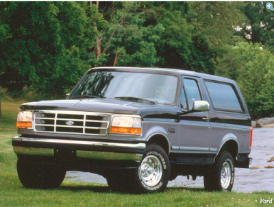 Ford Could Bring Back the Iconic Bronco