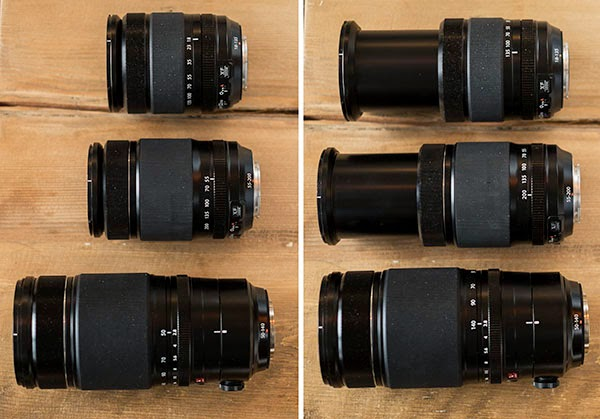 Fujifilm XF 50-140mm f/2.8 zoom -- a Hands-on review