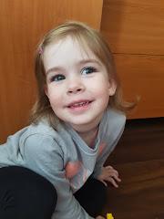 Kislányom 3 éves