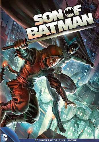 Son of Batman (BRRip HD Español Latino) (2014)