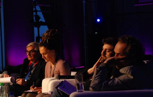 Jury konkursu FameLab - fot. www.granty-na-badania.com