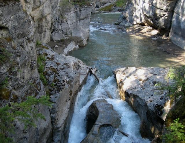 Maligne Canyon  Jasper
