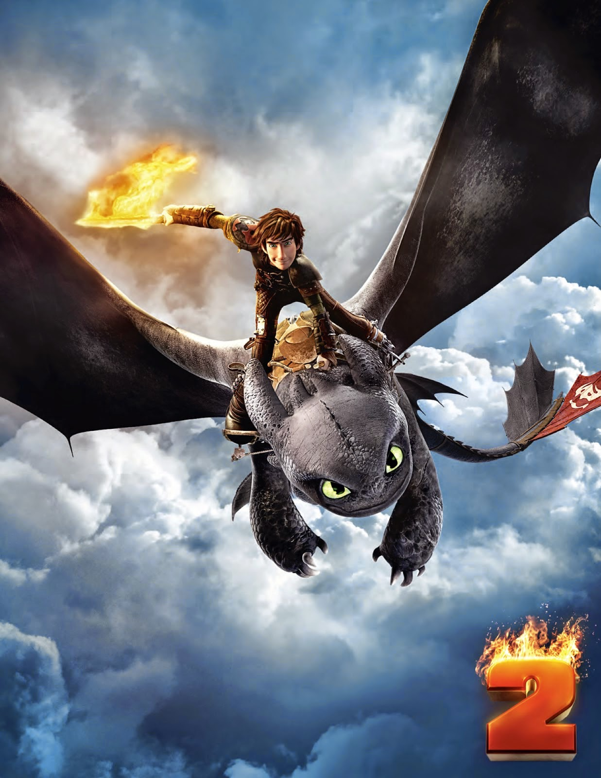 Watch How To Train Your Dragon 2 (2014) Full Movie Online Free
