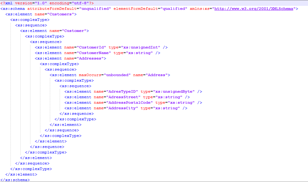 Friendly Microsoft Dynamics CRM Monster: Scribe Insight - XML with ...