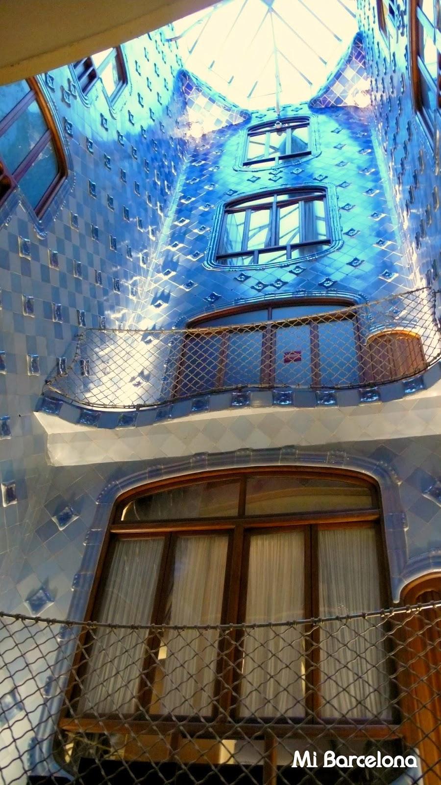 Mi barcelona la casa batll for Patio de luces normativa