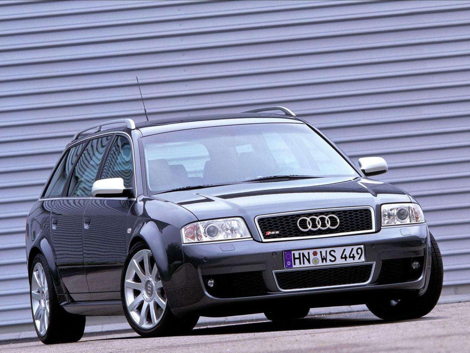Automotive Database Audi RS - Audi car owners database