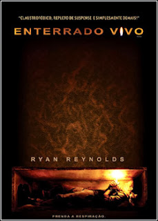 Download - Enterrado Vivo DVDRip - AVI - Dual Áudio