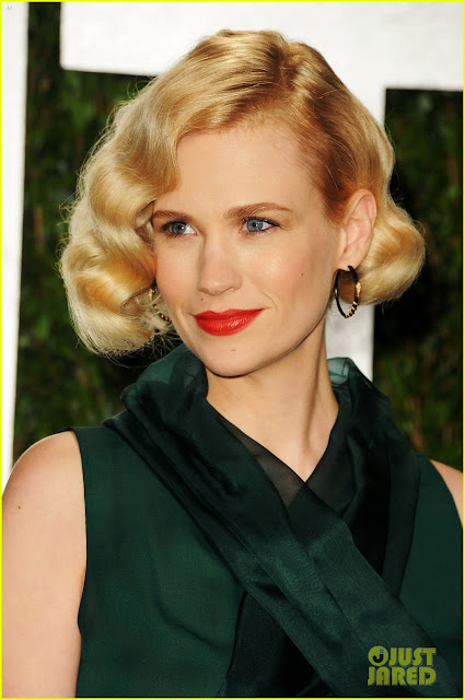 Make January Jones Oscar 2012