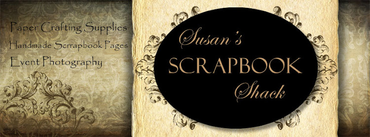 Susan's Scrapbook Shack