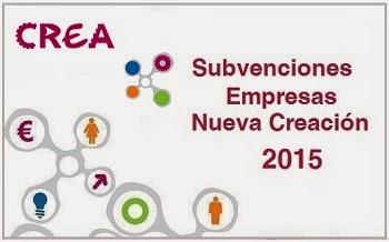 Subvenciones a Empresas de Nueva Creación