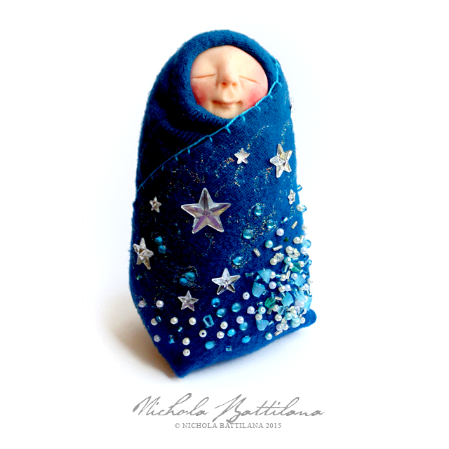 Night Sky Dotee - Nichola Battilana