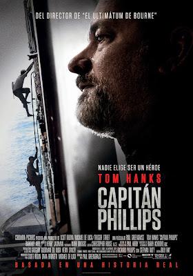 Capitán Phillips cartel película