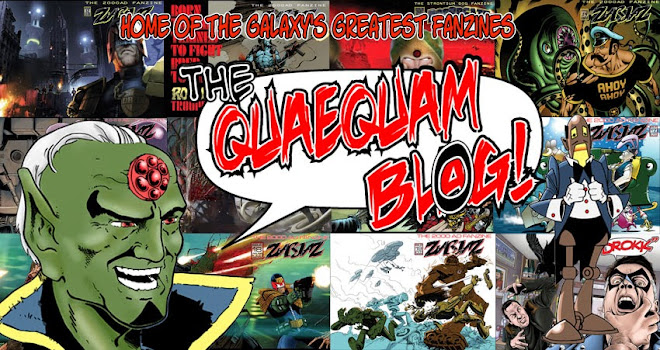 The Quaequam Blog
