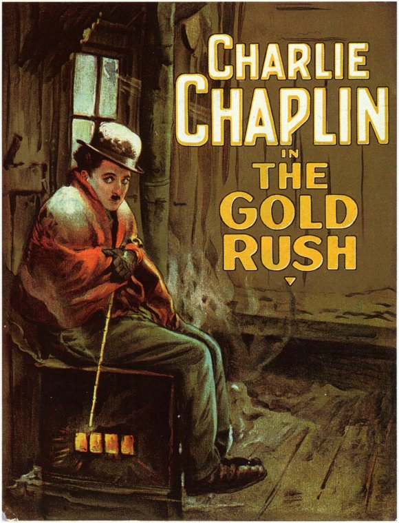 The Gold Rush movie
