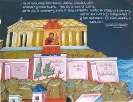 Γεγονότα που έχουν συνδέσει την Παναγία με την πόλη του Φωτός και του Πνεύματος, την Αθήνα (Βίντεο)
