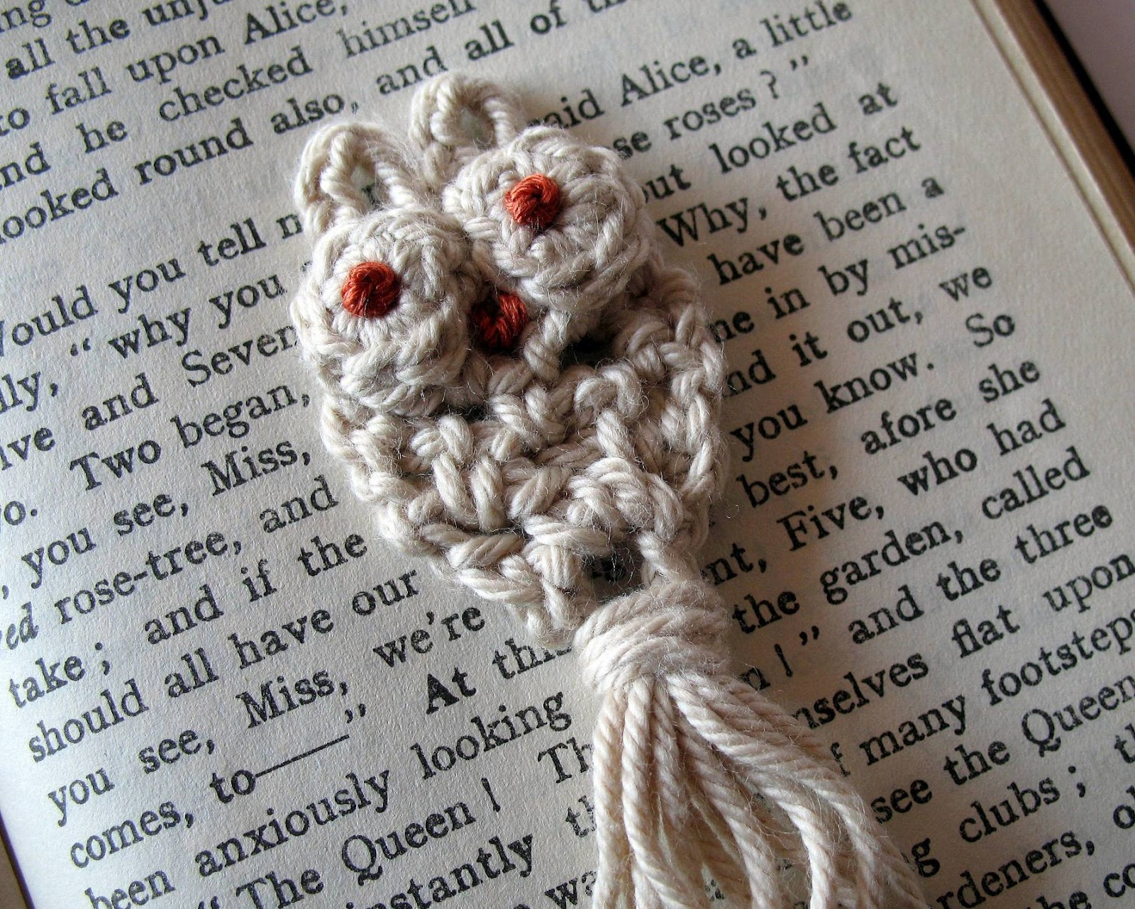 Eclectic me september 2012 little owl bookmark bankloansurffo Gallery