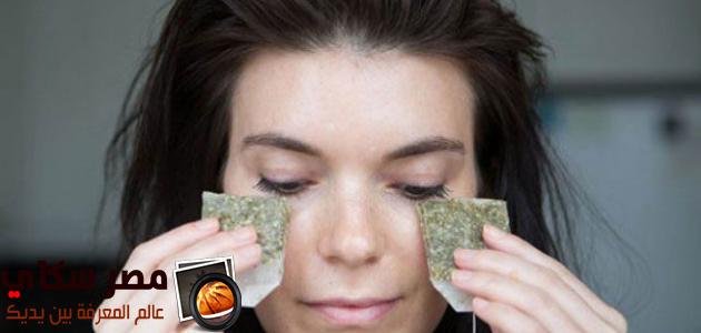 تعرف على  فوائد الشاى للعين The benefits of tea to the eye