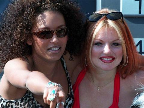 melanie c rivela: geri aveva già lasciato le spice prima del '98, lei e mel b si odiavano