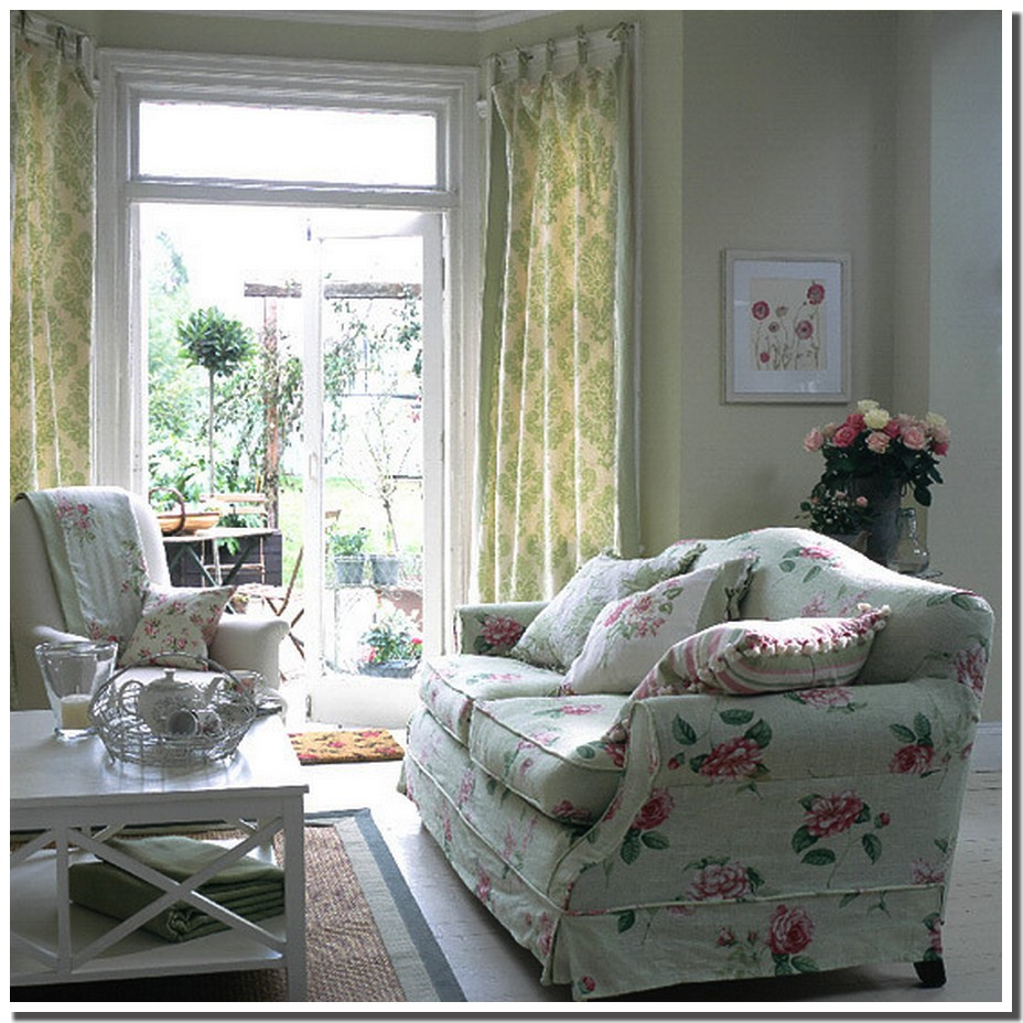 Nassima home salon traditionnel cottage for Salon cottage
