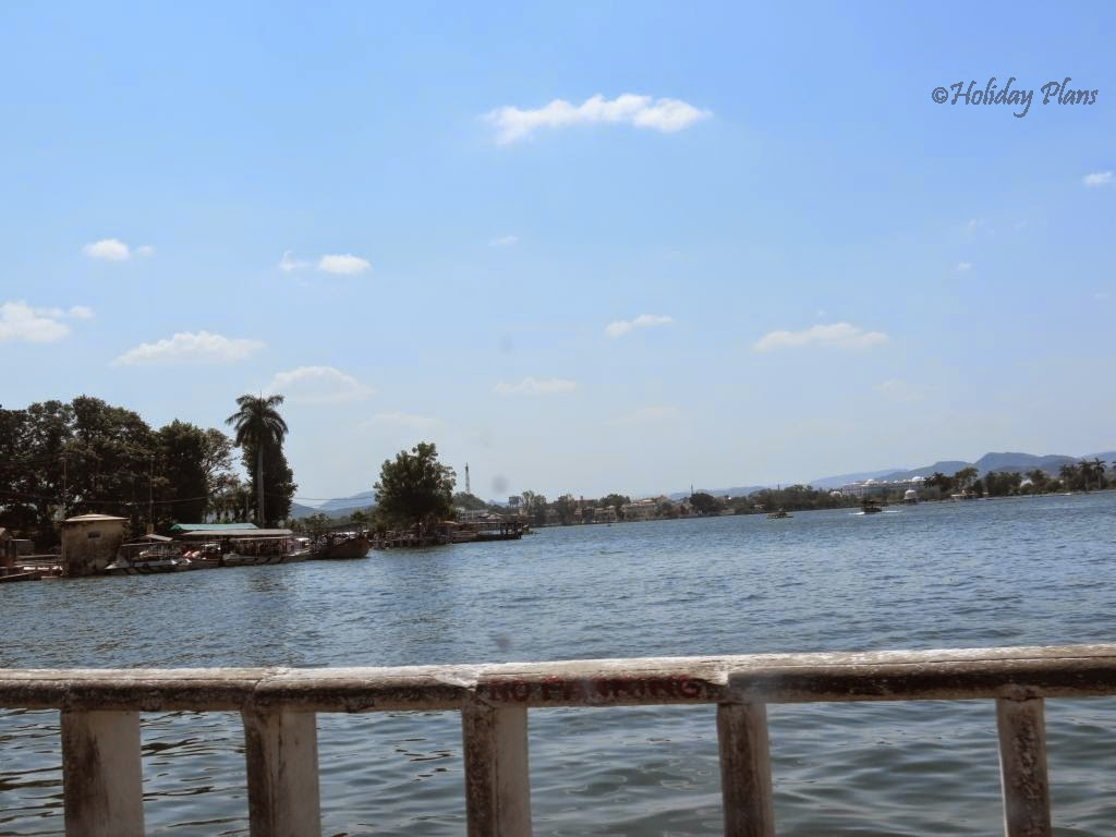 Fateh Sagar Lake Udaipur Rajasthan