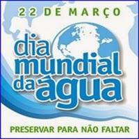 O Dia Mundial da Água