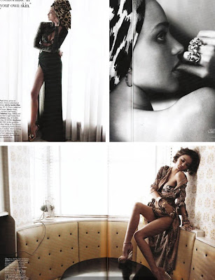 Miranda Kerr - Harper's Bazaar Australia's November 2011