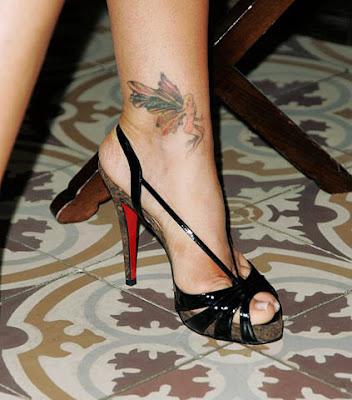 Denise Richards Tattoos