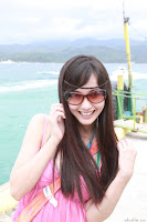 Sexy Boracay Photo of alodia gosiengfiao