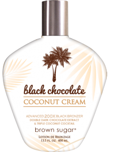 Brown Sugar Black Chocolate Tanning Lotion Review